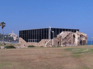 """""""בית גידי"""" ומוזיאון האצל עד """"יפו העתיקה."""