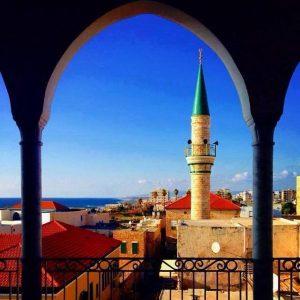 מסגדים בעיר העתיקה עכו