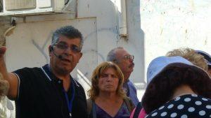 סיור מזמר  מודרך אריק איינשטיין בתל אביב יפו(אפי נחמיאס)