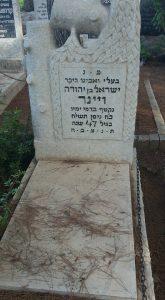 """ישראל ויינר אביו של אהוד מנור ז""""ל."""