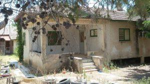 הבית בו נולד אהוד מנור