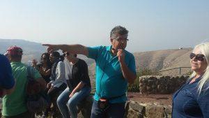 מדריך טיולים ומורה דרך בישראל