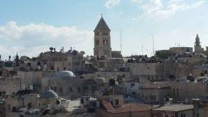 כנסית הגואל בעיר העתיקה בירושלים