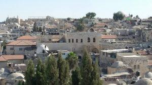 מבט אל העיר העתיקה
