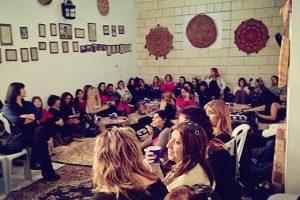 """סדנאות ומוזיקה בבית המוכתאר בדלית אל כרמל """"בחוויה הדרוזית""""."""