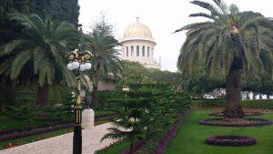 הבאים בחיפה ומקדש הבאב