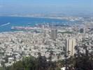 חיפה תצפית מ