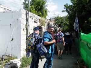 אפי נחמיאס מדריך בירושלים
