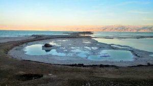 ים המלח ההולך וגווע