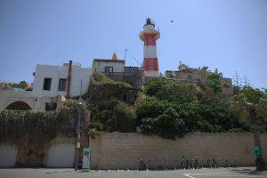 המגדלור של יפו בנמל יפו