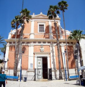 הכנסייה הפרנציסקנית של יפו.
