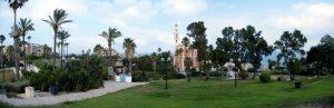 כנסיית סנט פטרוס והשטח הגדול