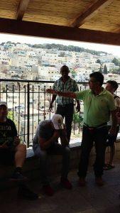 מול הסילואן בירושלים