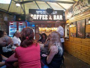 סנדנאות בישול בשוק מחנה יהודה עם שף אודי