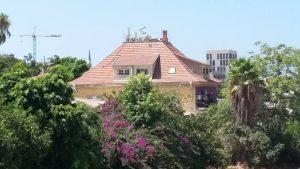 מגשר שלוש לבית האשנטי