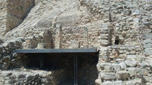 בית האבן המדורג בעיר דוד