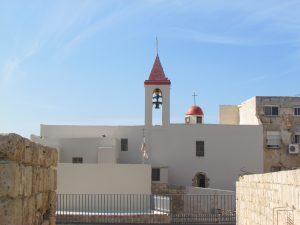 כנסיית סנט ג'והן בעכו
