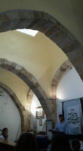 """בית הכנסת היהודי היחידי בעכו העתיקה-הרמח""""ל."""