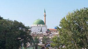 מסגד אל ג'זאר עכו
