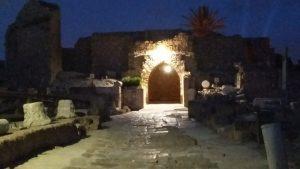 הכניסה המזרחית של קיסריה