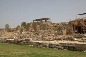 מקדש אוגוסטוס בקיסריה