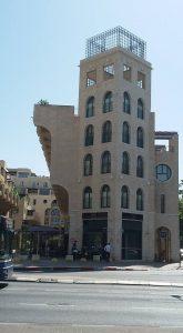 בניה חדשנית ברחוב ירושלים ביפו