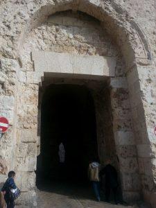 שער ציון בהר ציון