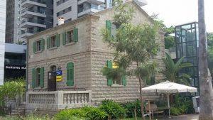 בית גלנק בשרונה-תל אביב