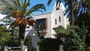 בית התמר -בית הבהאוס הראשון של תל אביב.