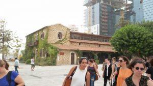 סיור יום הולדת בשרונה הטמפלרית בתל אביב