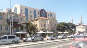 ארמונות ומבנה הדר במושבה הגרמנית בחיפה