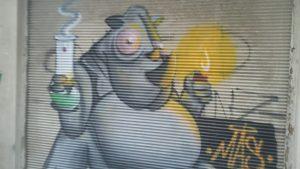 סיור גרפיטי בפלורנטין תל אביב