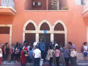 סיור מודרך בעג'מי עם אפי נחמיאס