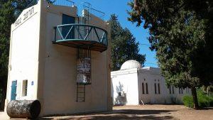 בית הנוטרים ובית הכנסת בבנימינה