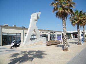 הגמל המעופף של אלחנני בנמל תל אביב