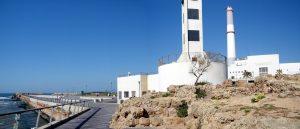 רידינג ושפך הירקון בנמל תל אביב