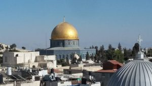 ירושלים כיפת הסללע
