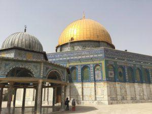 ירושלים כיפת הסלע