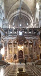 ירושלים כנסית הקבר קתוליקון
