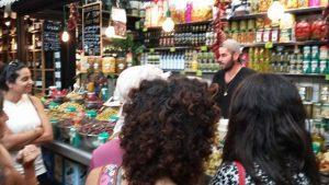 סיור טעימות בלווינסקי פלורנטין בתל אביב
