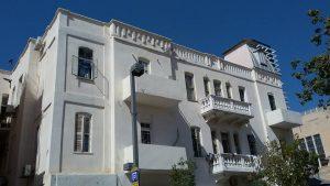 בית האדריכל ומשרדו של אלכסנדר לוי בלילנבלום-אחוזת בית תל אביב.