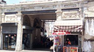 סיור עירוני בשוק הפשפשים ביפו.