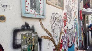 סיור בפלורנטין-גרפיטי ואמנות פלורנטינית.