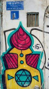 סיורי גרפיטי ואמנות בתל אביב יפו