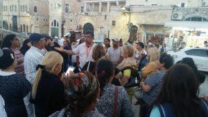 מדריך טיולים בירושלים