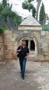 ירושלים קבר יאסון
