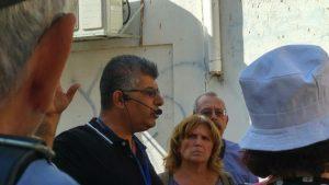סיור מזמר אריק איינשטיין בתל אביב