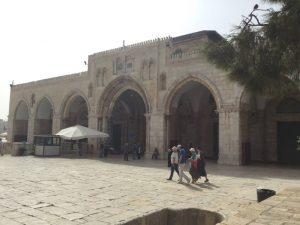 ירושלים המוסלמית השלשלת