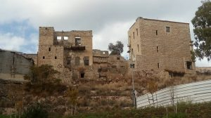 סיור בואדי סאליב חיפה