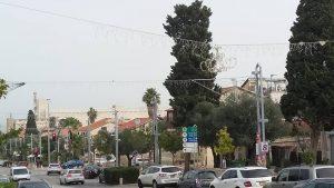 חיפה ממגורה